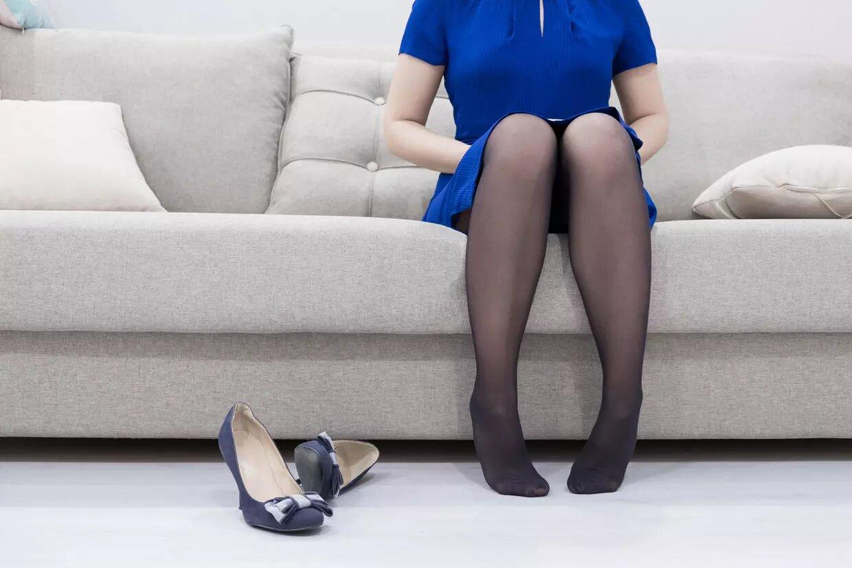 jambes enflées chez la personne âgée