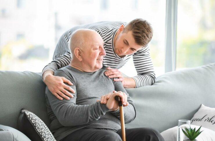 aidant familial et proche malade