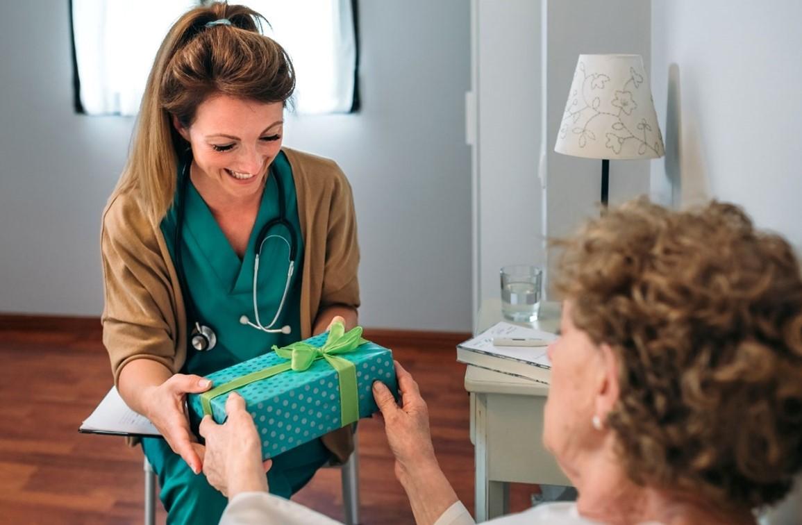 cadeau personnel soignant