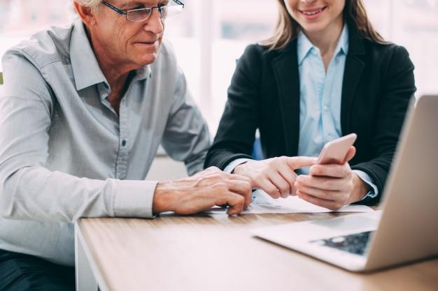 services sociaux des caisses de retraite