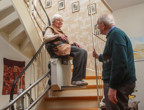 aménagement logement personne âgée