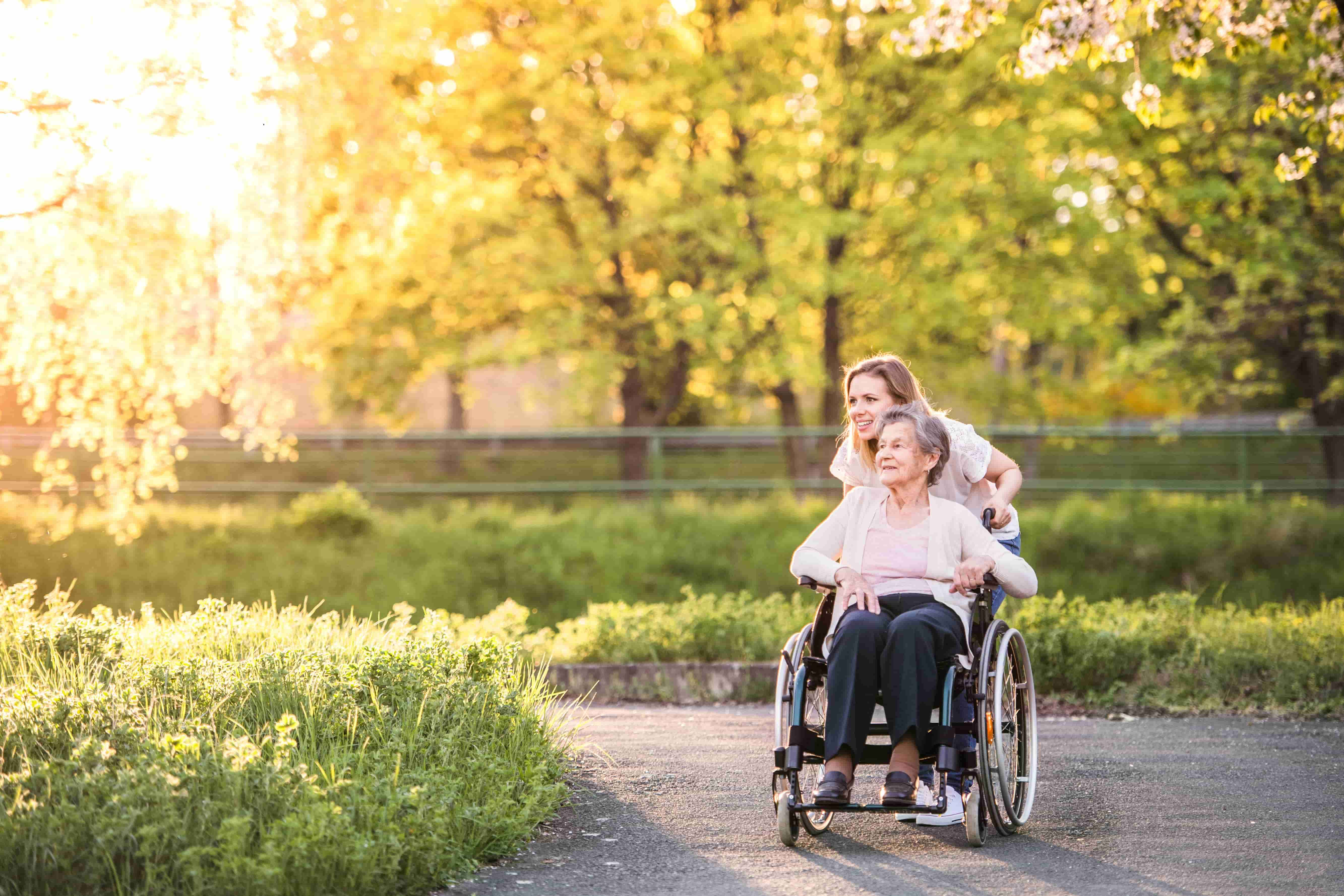 transport personne âgée